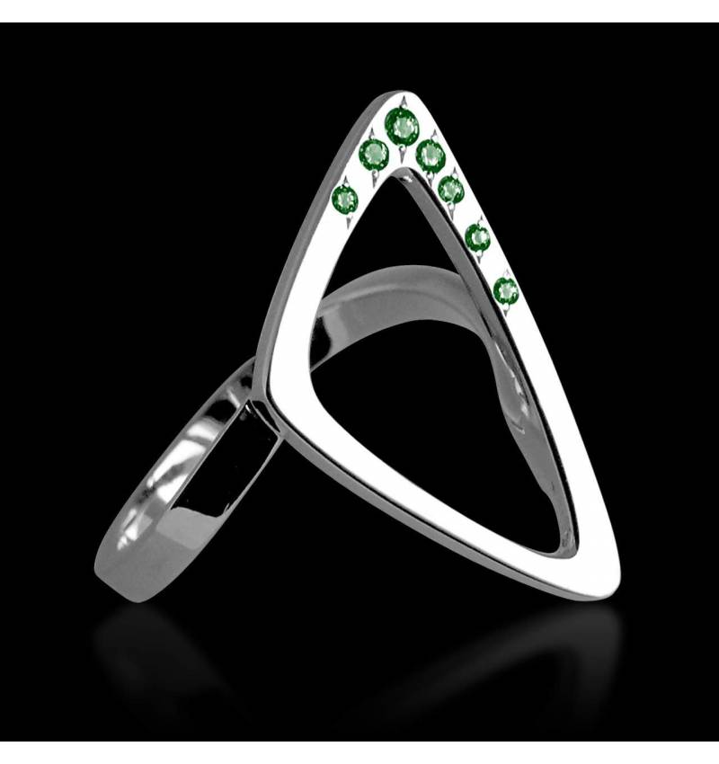 Smaragdring Triangle