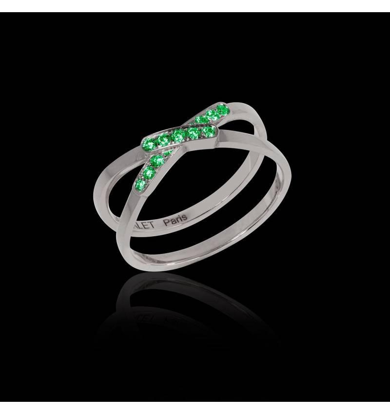 Smaragdring Tifene