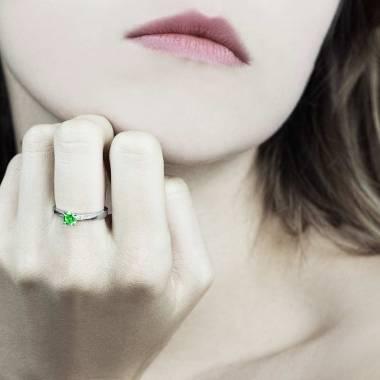 Smaragdring Meryem