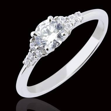 Bague diamant Virginie