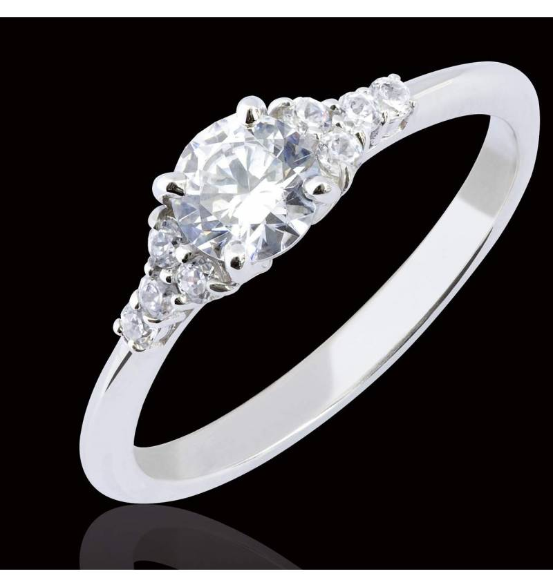 Bague diamant Virginie