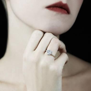 Bague diamond Anya