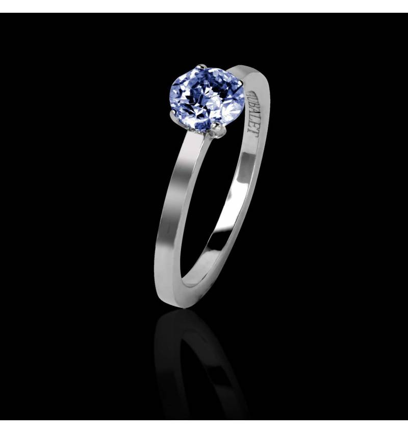 Bague Tanzanite Judith solo