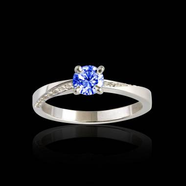 Bague Tanzanite Meryem