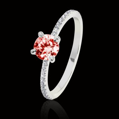 Bague Spinelle rouge Manon