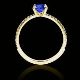 Bague Tanzanite Manon
