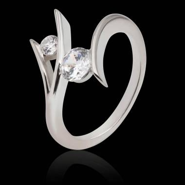 Bague diamant Eva