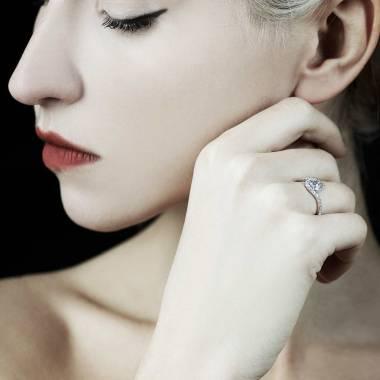 Bague diamant Lilou