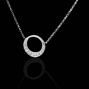 Diamantanhänger Clair de Lune