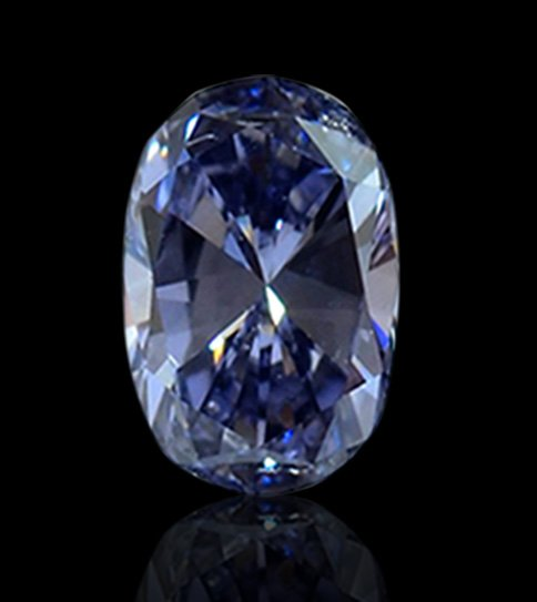 Diamant bleu - Jaubalet Paris