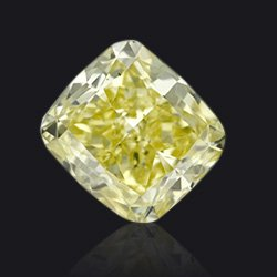 Diamant fancy yellow - Jaubalet