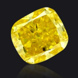 Diamant Vivid-yellow - Jaubalet