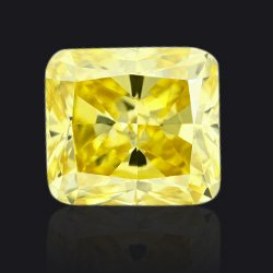 Diamant Vivid-yellow 1 - Jaubalet